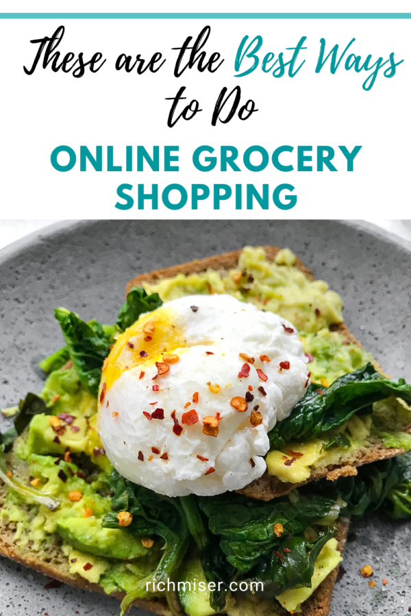 These Are The Best Ways To Do Online Grocery Shopping