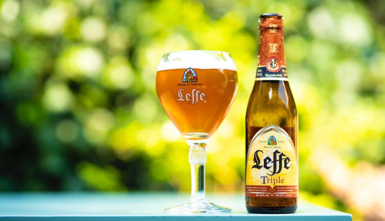Belgian type of beer