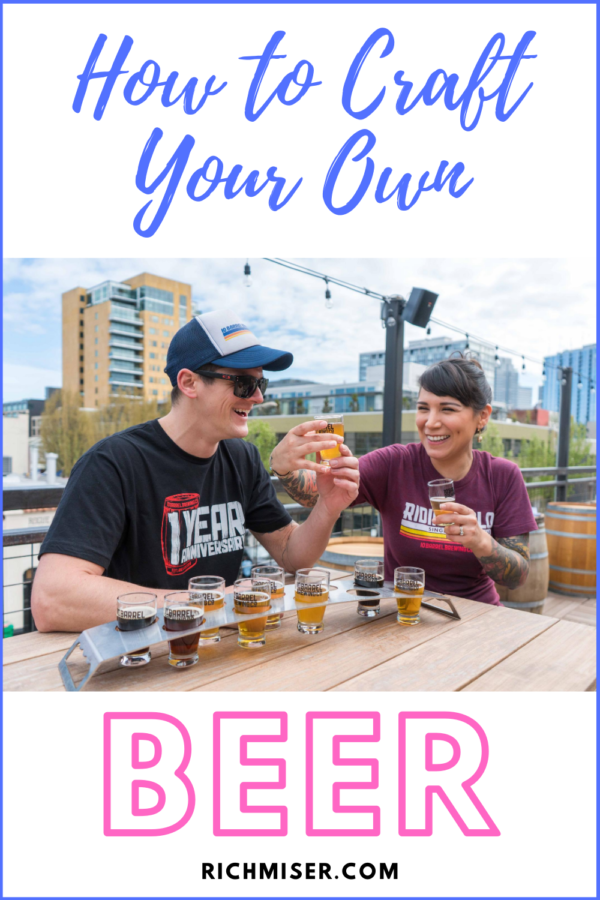 How to Craft Your Own Delicious Beer at Home
