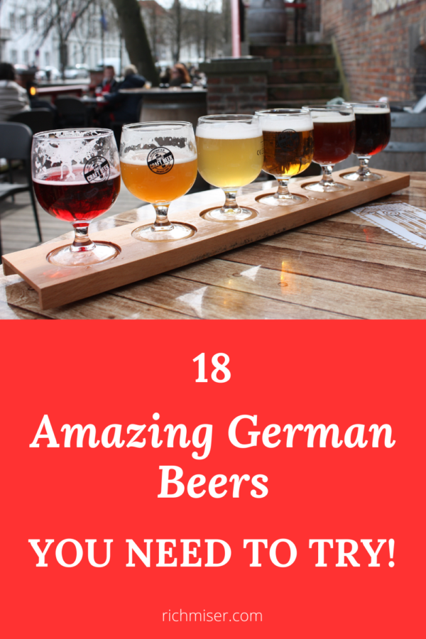 18 Amazing German Beers You Need to Try