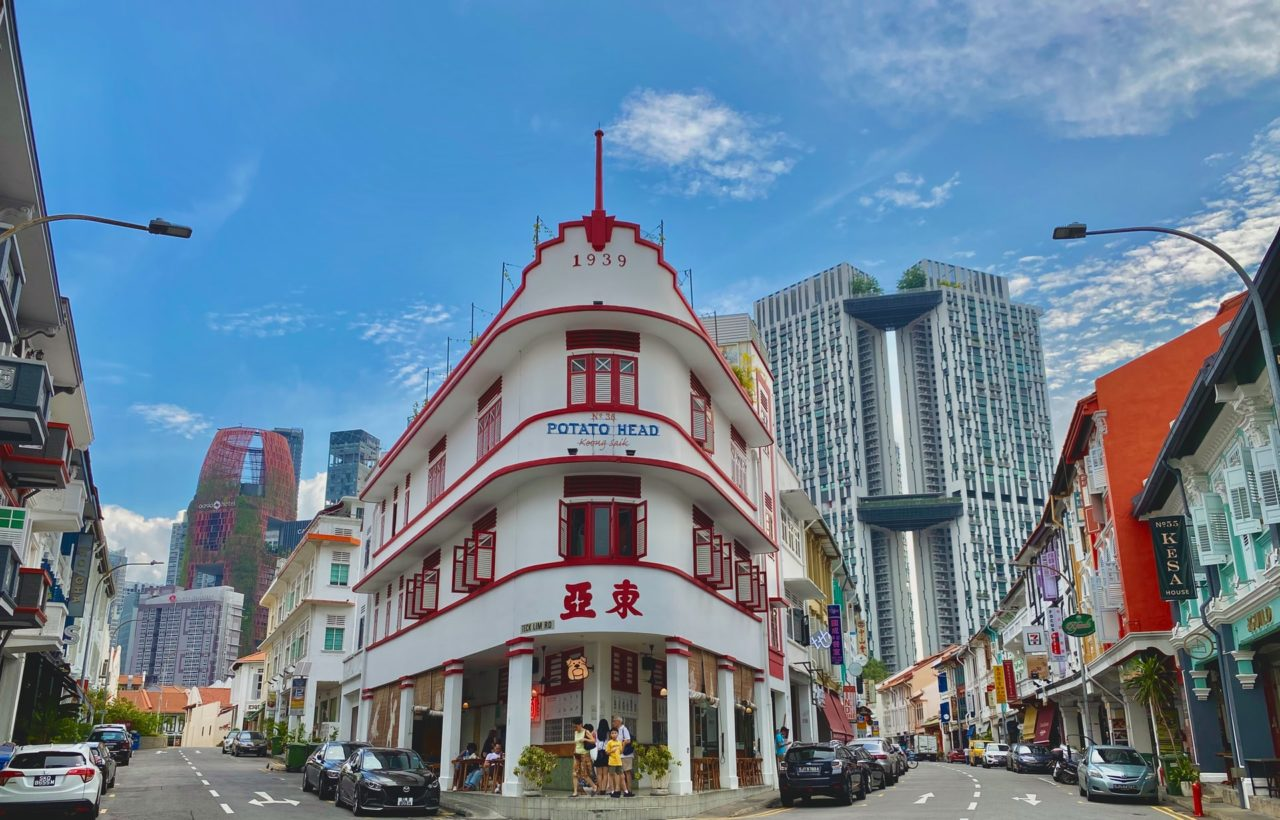Chinatown is one of the best places to visit in Singapore
