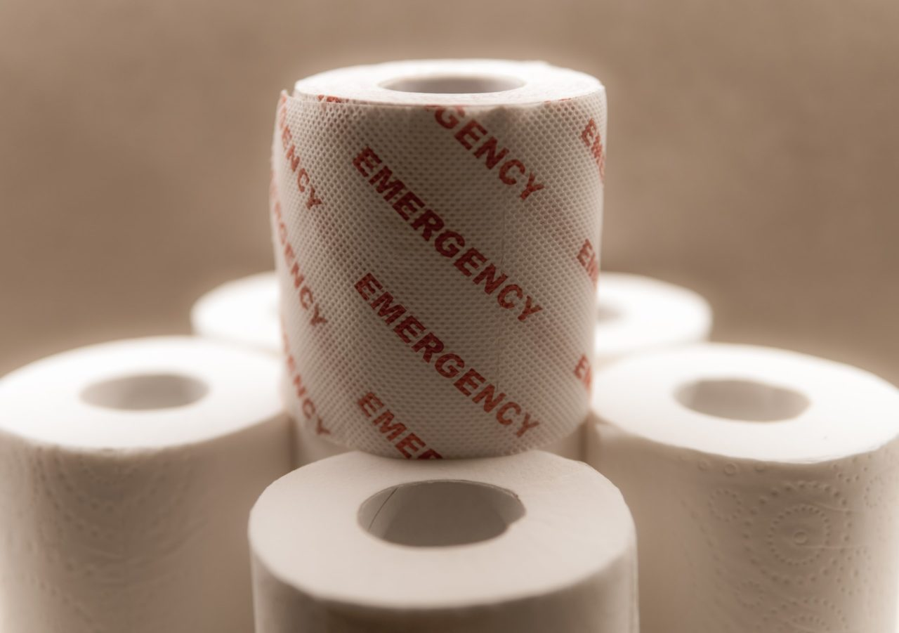 an emergency way to reduce interruptions!