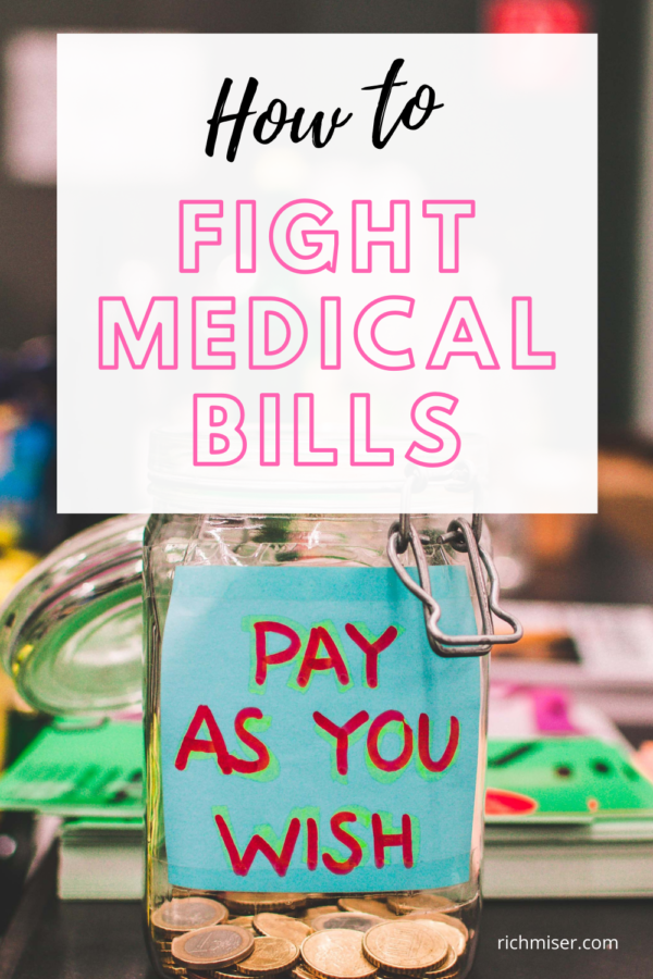 How to Successfully Fight Unfair Medical Bills
