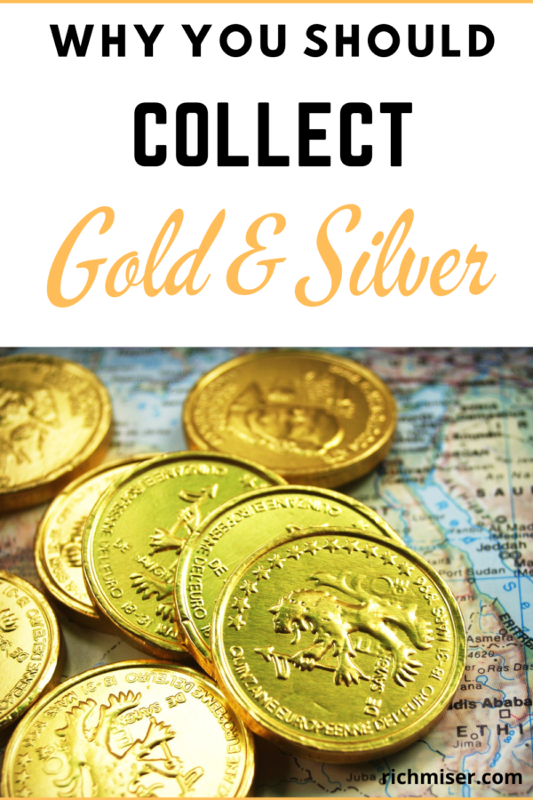 4 Powerful Reasons You Should Be Collecting Precious Metals