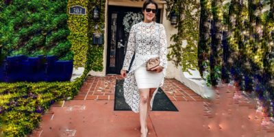 4 Cool Ways to Style a Lace Blouse Top