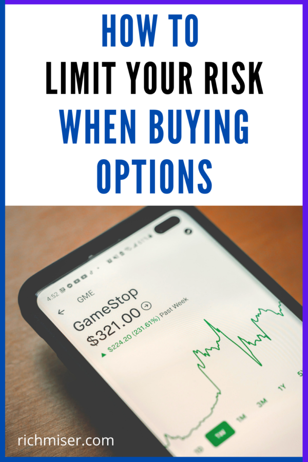 How to Limit Your Risk When Buying Options
