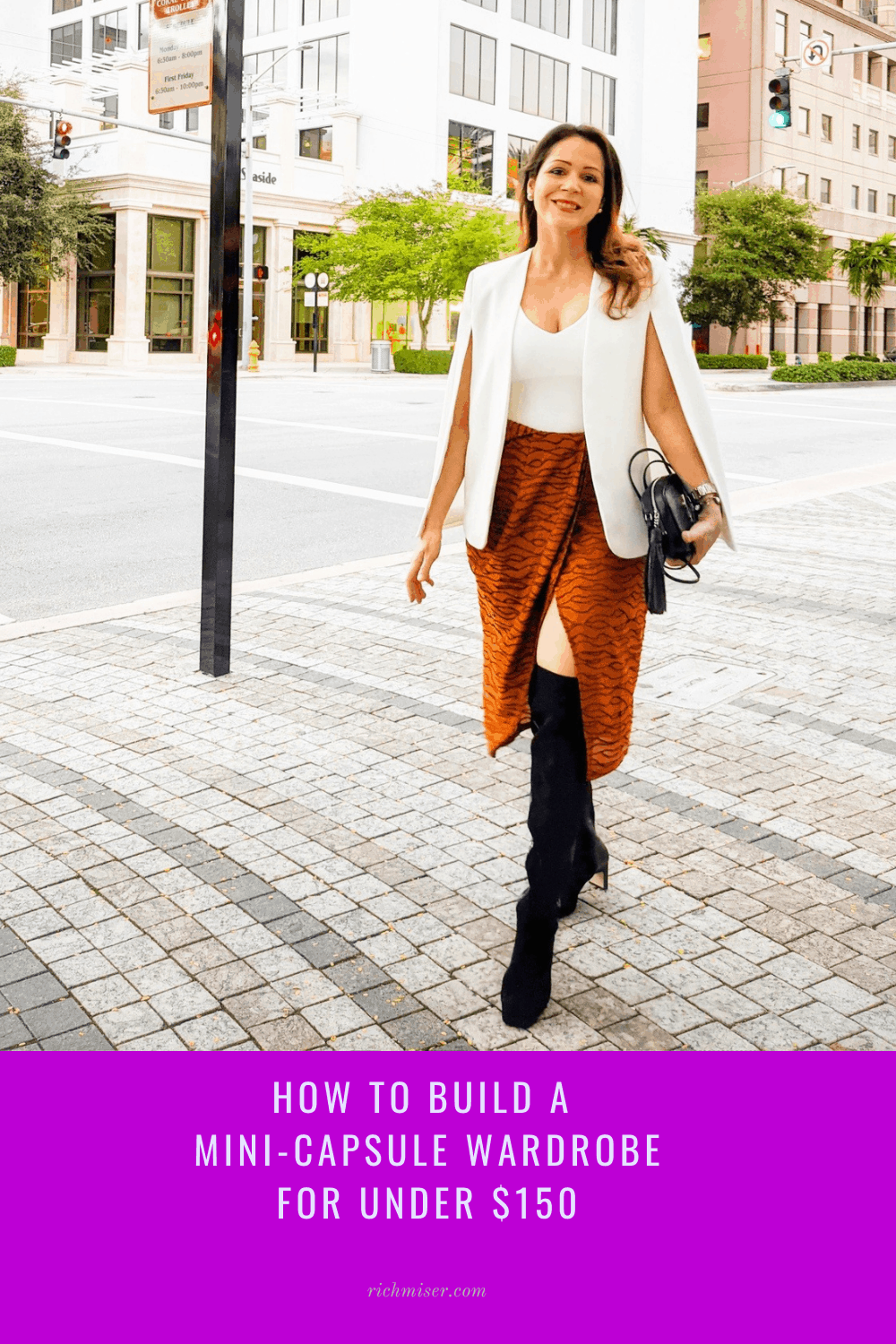How to Build a Mini-Capsule Wardrobe for Under $150